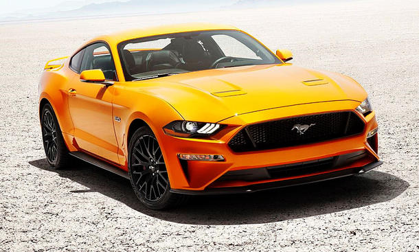 Ford Mustang: Tuning von Whipple Superchargers
