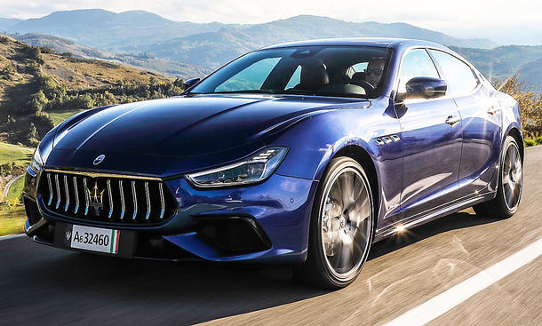 Maserati Ghibli Hybrid (2020)
