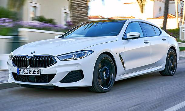 BMW 8er Gran Coupé (2019)