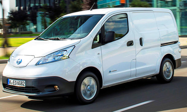 Nissan e-NV200 (2018)