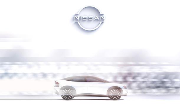 """Elektro-Strategie """"Nissan EV36Zero"""""""