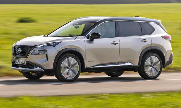 Nissan X-Trail (2022)