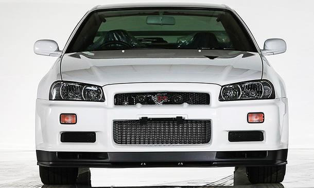 Nissan Skyline R34 GT-R VSpec II Nür