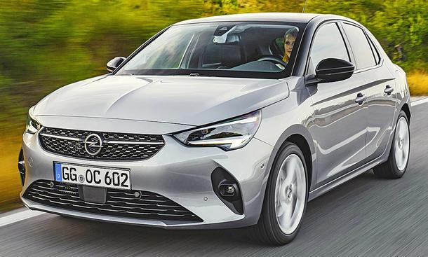 Opel Corsa F (2019)