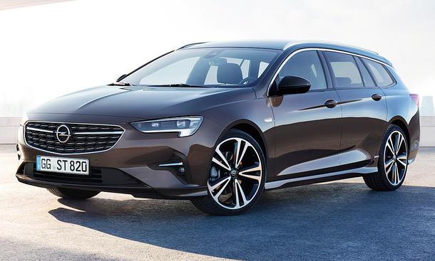 Opel Insignia Sports Tourer Facelift (2020)