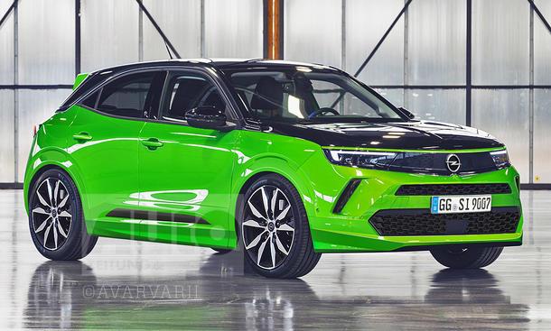 Opel Mokka GSi (2022)