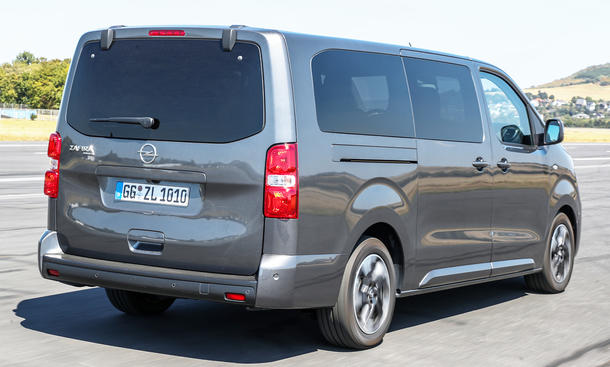 """Opel Zafira Life """"L"""""""