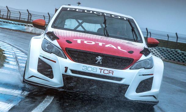Peugeot 308 TCR (2018)
