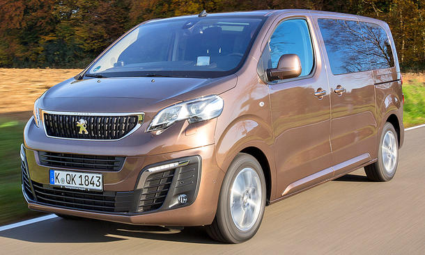 Peugeot Traveller (2016)
