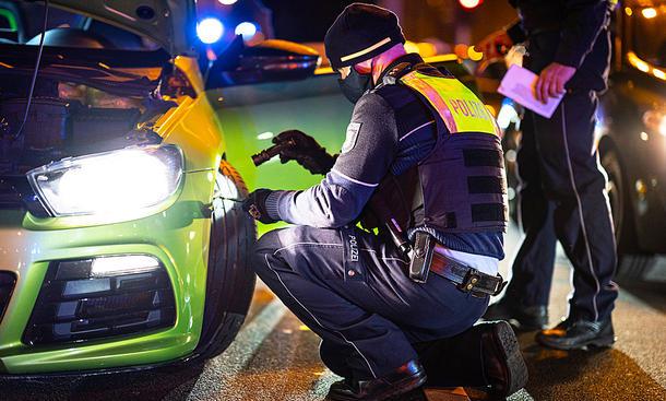 Autoposer: illegales Tuning & Raser (Polizei)
