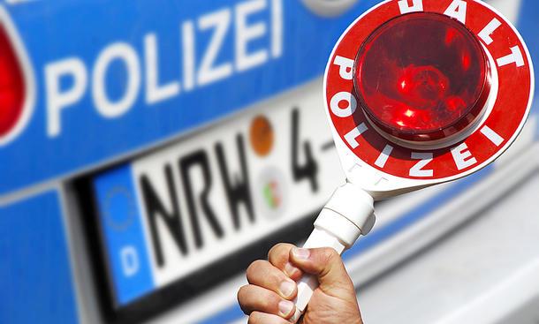 Polizei Auktion