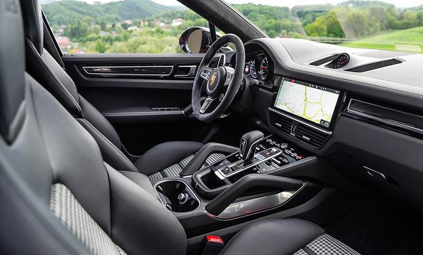 Porsche Cayenne Turbo Coupé (2020)