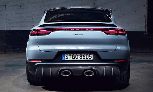 Porsche Cayenne Turbo GT (2021)