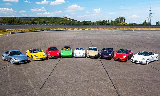 Sportwagen-Design bei Porsche