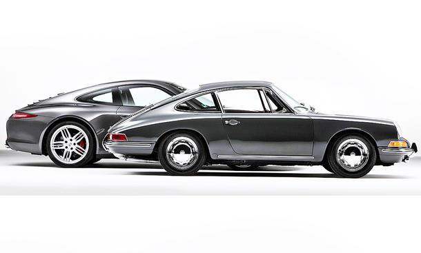50 Jahre AUTO ZEITUNG: Porsche-Technik