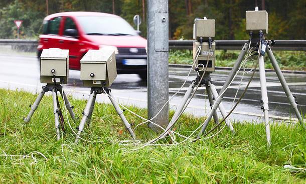 Urteil: Private Verkehrsüberwachung unzulässig