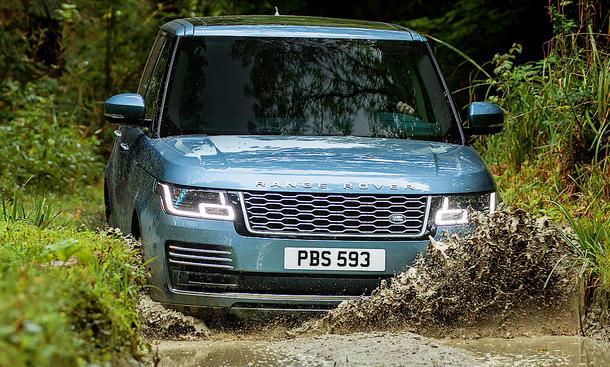 Range Rover Facelift (2017)