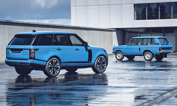 Range Rover Fifty (2020)