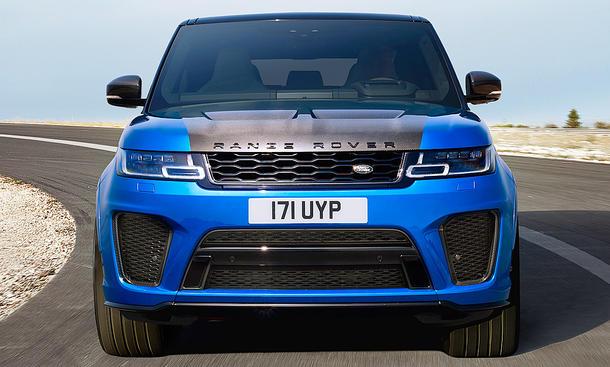 Range Rover Sport SVR Facelift (2017)