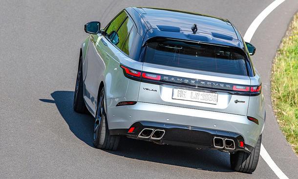 Range Rover Velar SV