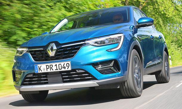 Renault Arkana TCe 140 EDC