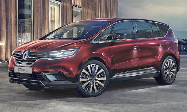Renault Espace Facelift (2020)