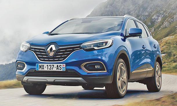 Renault Kadjar Facelift (2019)
