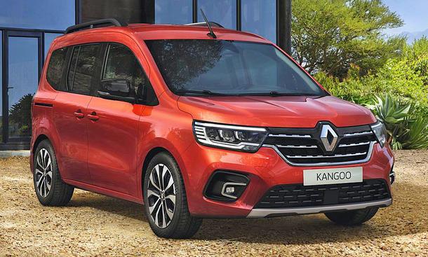 Renault Kangoo (2020)