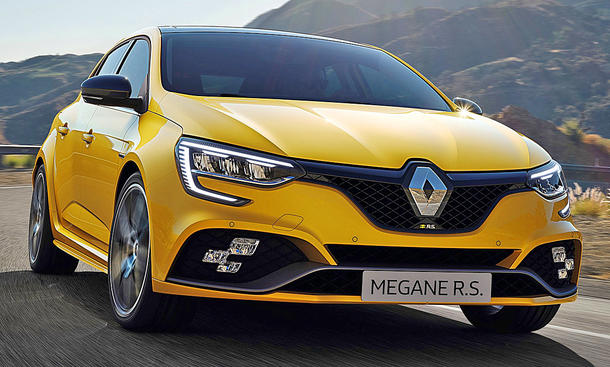 Renault Mégane R.S. Facelift (2020)