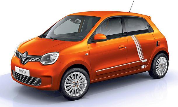 Renault Twingo Electric Vibes (2020)