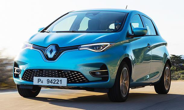 Renault Zoe Facelift (2019)