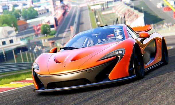 Rennsimulator: Die besten Auto-Spiele