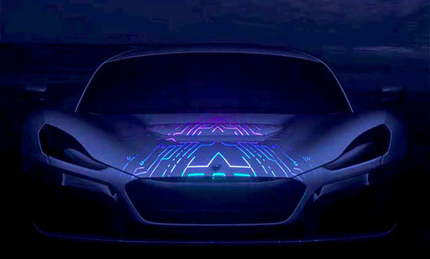 Rimac Concept 2 (2018)