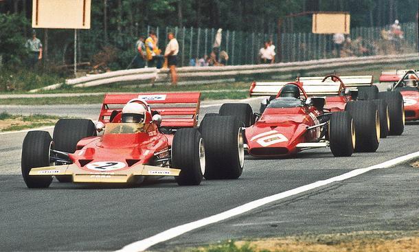 Hockenheimring 1970