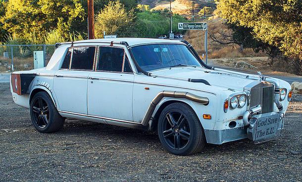 Getunter 79er Rolls Royce Silver Shadow II