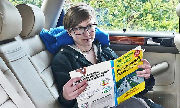 Zuhause wegen Corona: Zeit im Auto verbringen