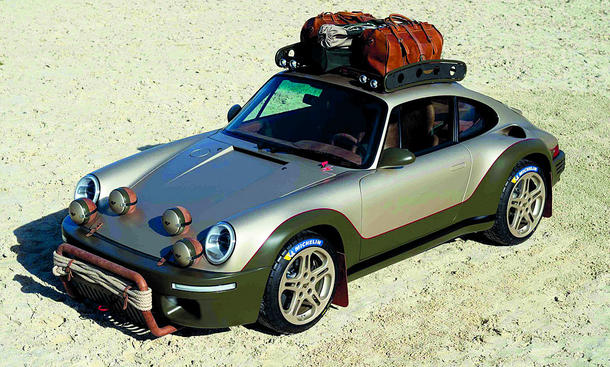 Ruf Rodeo Concept (2020)