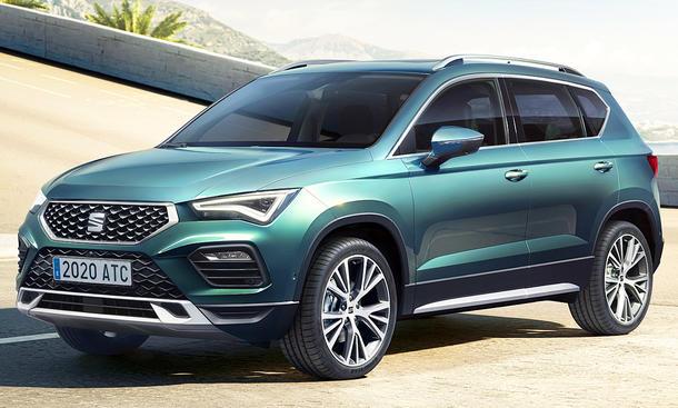 Seat Ateca Facelift (2020)