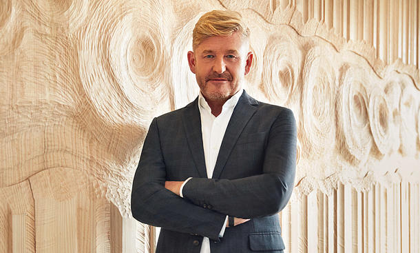 Neuer Seat-Chef Wayne Grifftiths