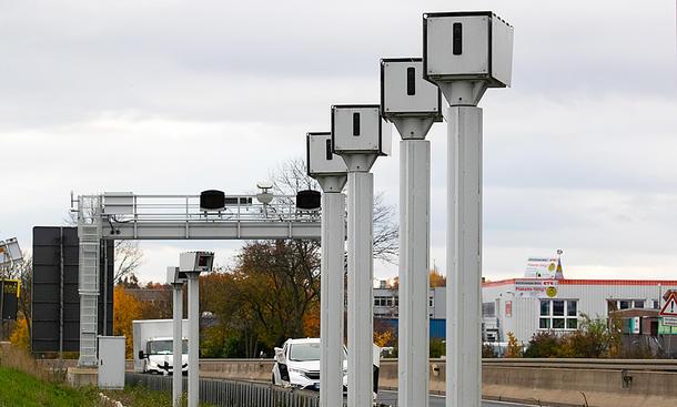 Section Control: Streckenradar in Deutschland
