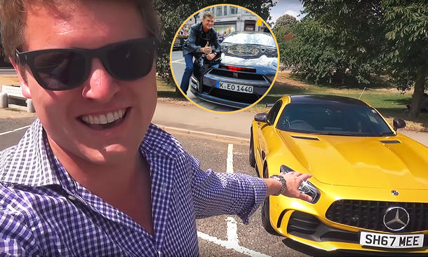 Shmee & The Hoff bei Gumball 3000 Rally (2018)