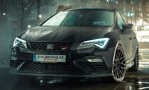 seat leon cupra st tuning von siemoneit racing. Black Bedroom Furniture Sets. Home Design Ideas