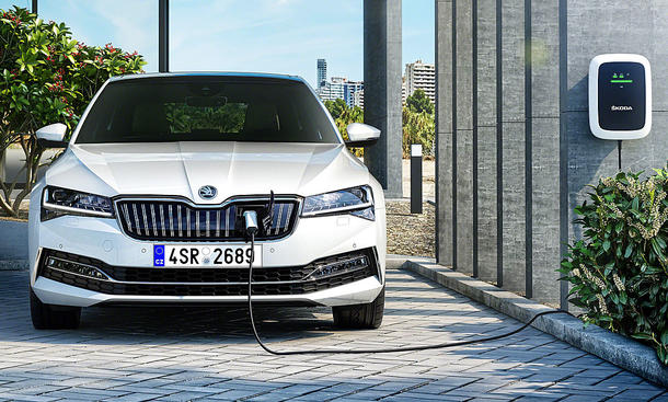 Skoda Superb iV (2020)