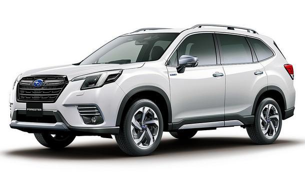 Subaru Forester Facelift (2022)