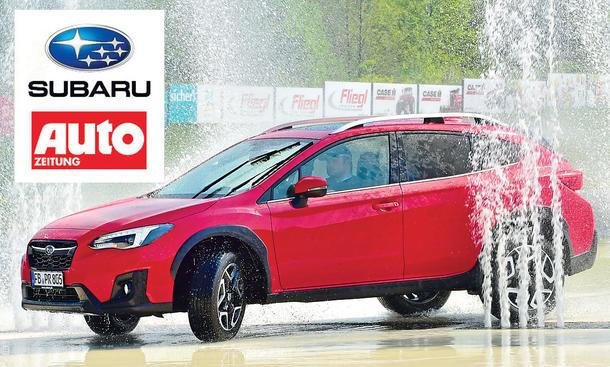 Subaru Safety Day 2018