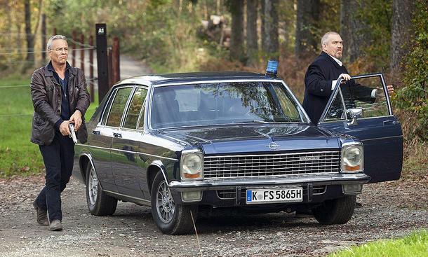 Tatort-Autos von Ballauf & Schenk: Classic Cars