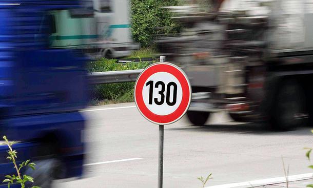 Autobahn: Tempolimit 130