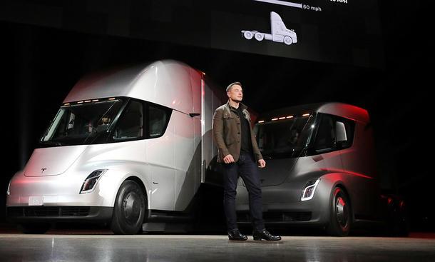 Tesla Semi (2020)