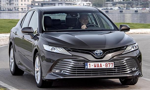 Toyota Camry Hybrid: Test