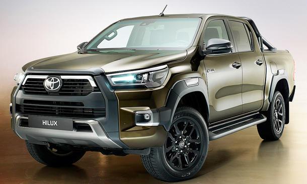 Toyota Hilux Facelift 2020 Preis Double Cap Autozeitung De